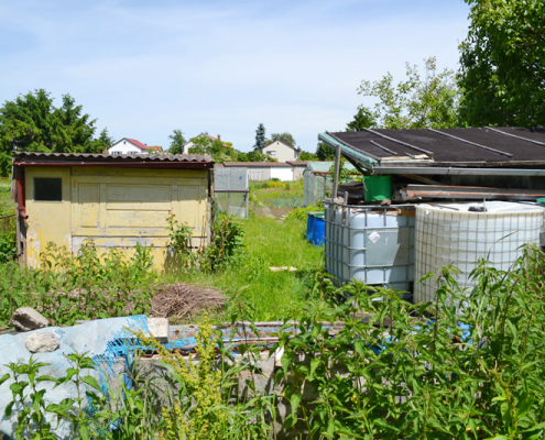 Umweltbericht Crailsheim Sauerbrunnensiedlung
