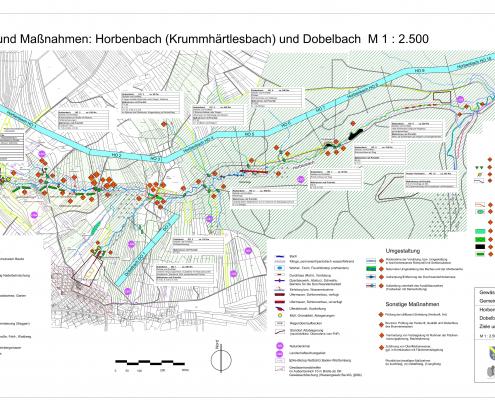 GEP Horbenbach Maßnahmen